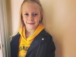 Eight-year-old writes letter to NHS staff at New Cross Hospital in Wolverhampton