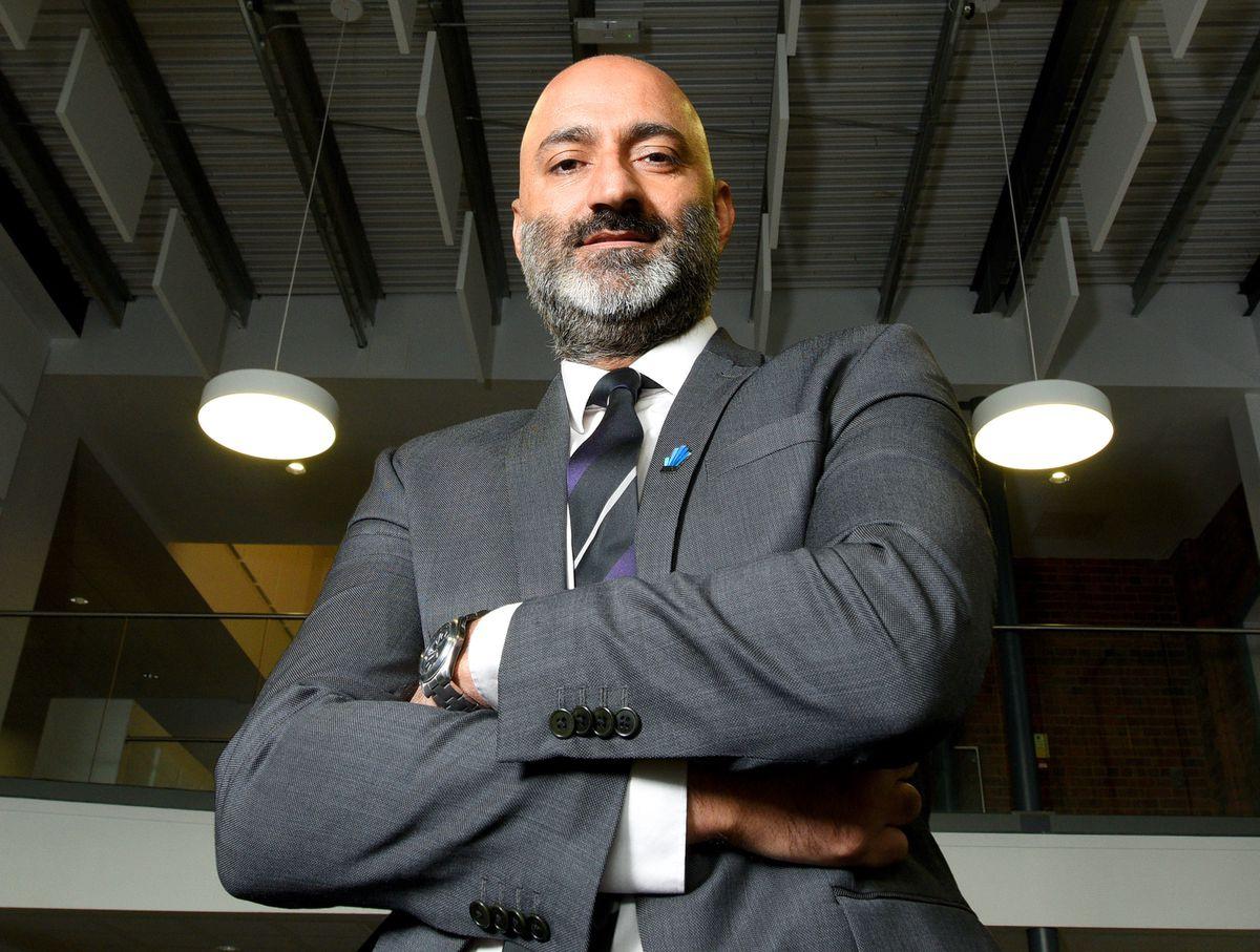 Principal Av Gill said UTC was aiming to provide a 'gold standard for education'