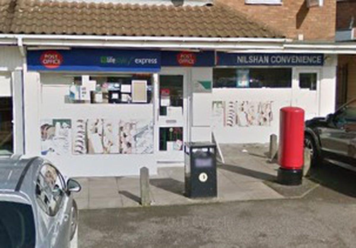 The post office. Photo: Google