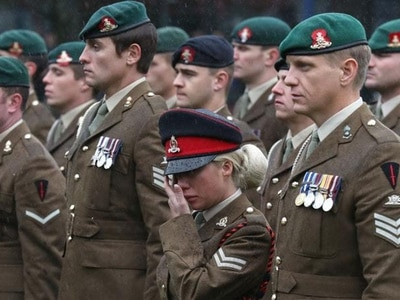 Government announces review of military justice system