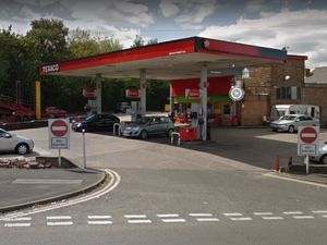 James Bridge Service Station in Heath Road, Darlaston. Photo: Google Maps