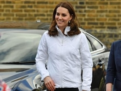 I'm less sporty now that I've got lots of babies, admits tennis fan Kate