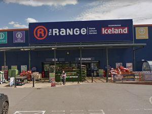 The Range in Willenhall. Photo: Google