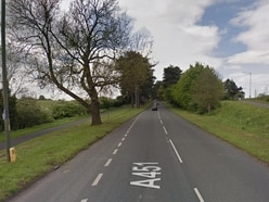 Appeal launched after two car crash in Stourport