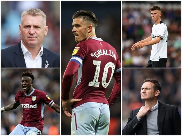 Aston Villa heading to Wembley: Matt Maher and Luke Hatfield discuss the Championship play-off final - VIDEO
