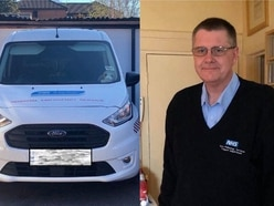 On the front line: I'm only a van driver, but everyone's going above and beyond