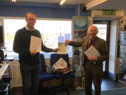 Councillor steps in to offer IT support for older residents