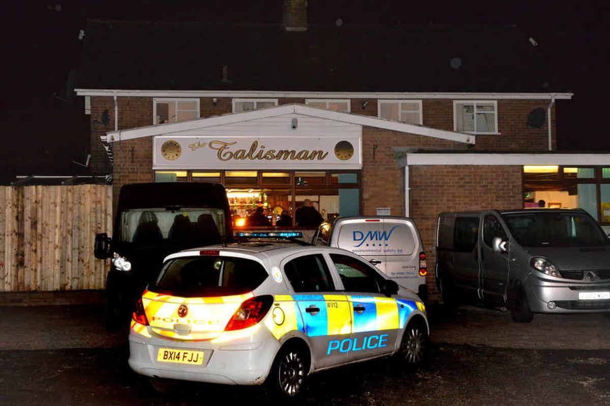 Talisman raid: Troubled Wolverhampton pub set to reopen