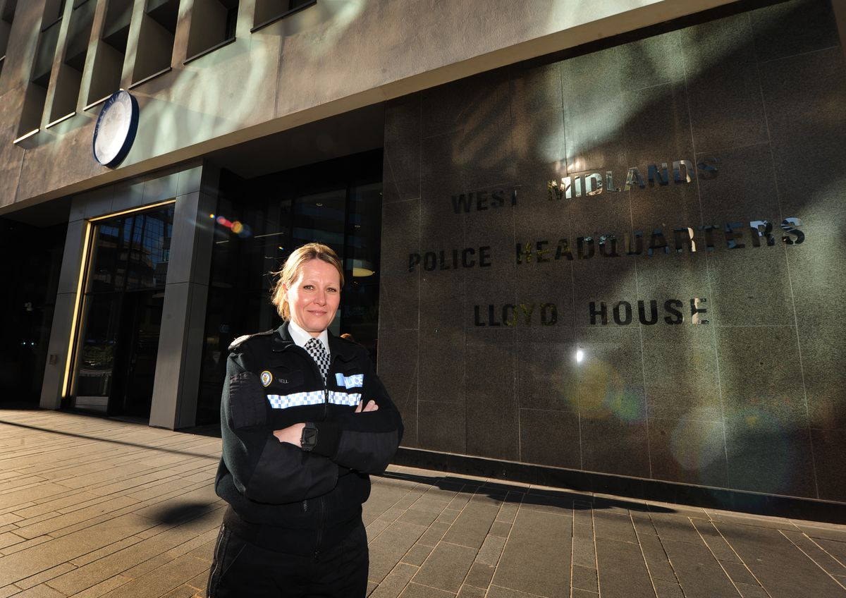 Temporary Assistant Chief Constable Claire Bell