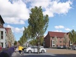 Work starts on 600-home development at former Kidderminster hospital site