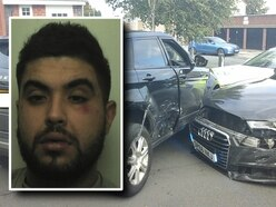 JAILED: 12-year sentence for drug dealer who mowed down police officer in Stafford