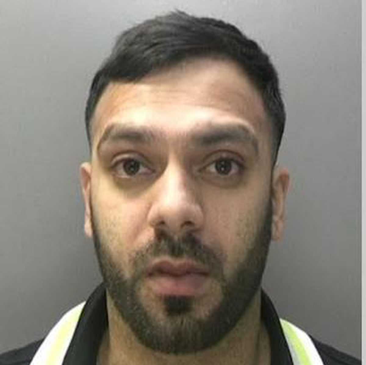 Rameez Ajaib has been locked up after a stash of heroin and cocaine was found by police
