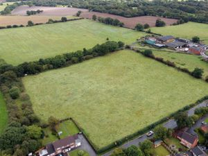 Remediating brownfield land could preserve green sites such as Yieldsfield Farm, Bloxwich