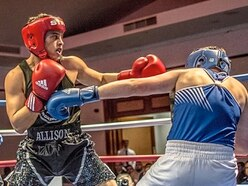 Priory Park are a big hit in and out the ring