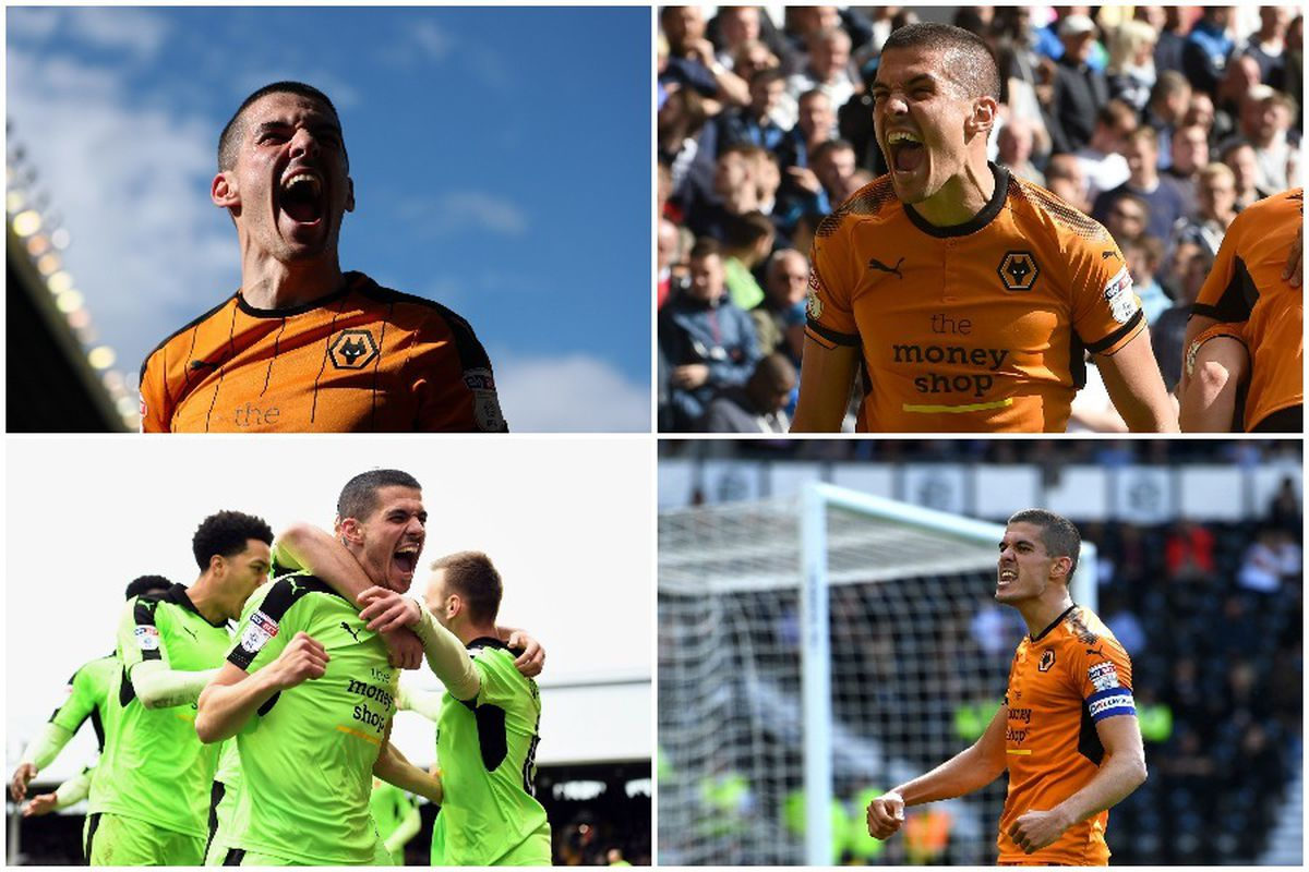 Conor Coady has become a key player at Wolves (© AMA / Sam Bagnall)