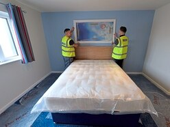 Photos show inside new Walsall Travelodge