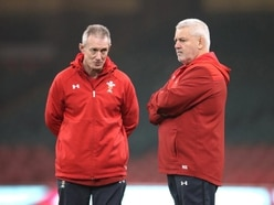 Gatland: Wales players have contacted Howley from Japan