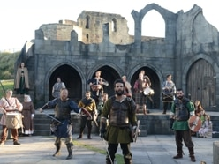 Macbeth is king of the castle as 11,000 watch Stafford show