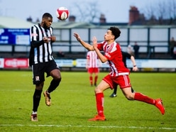 Stafford Rangers 1 Stourbridge 0 - Report and pictures