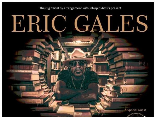 Bilston date for top guitarist Eric Gales