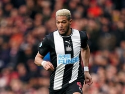 Bruce insists Joelinton is not solely responsible for Newcastle's goal shortage