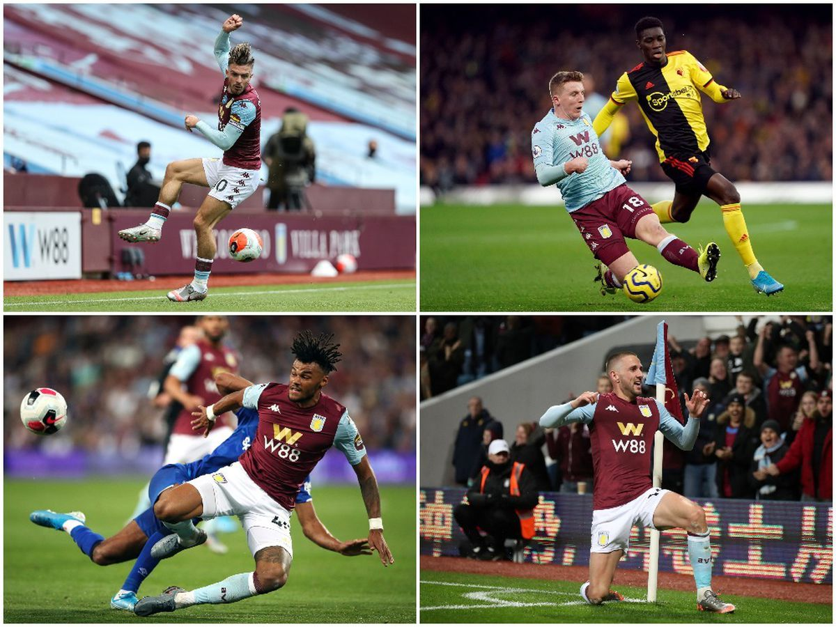Which Villa players should you opt for? (Photos: AMA/PA)