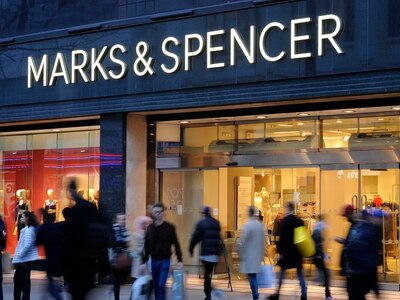 M&S profits slump as cost of store closures bites