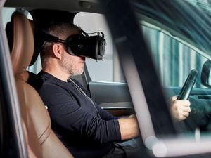 Volvo safety tech