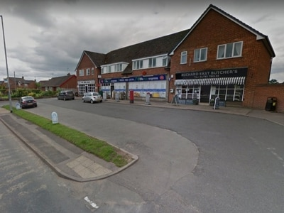 Plans lodged to convert Staffordshire village butchers shop into takeaway