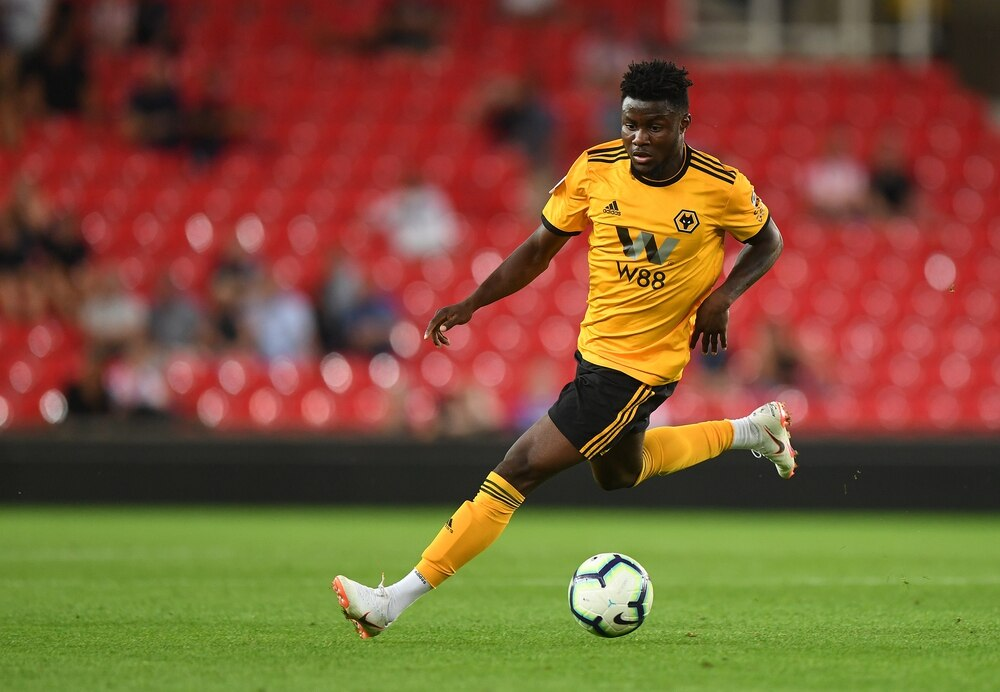 Bright future at Wolves?