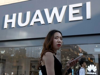 Huawei founder says US controls on Chinese tech giant will have little impact