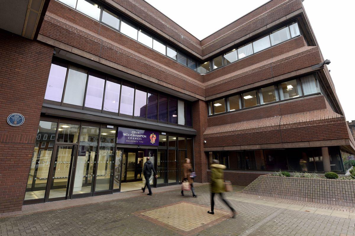Wolverhampton Council's Civic Centre headquarters