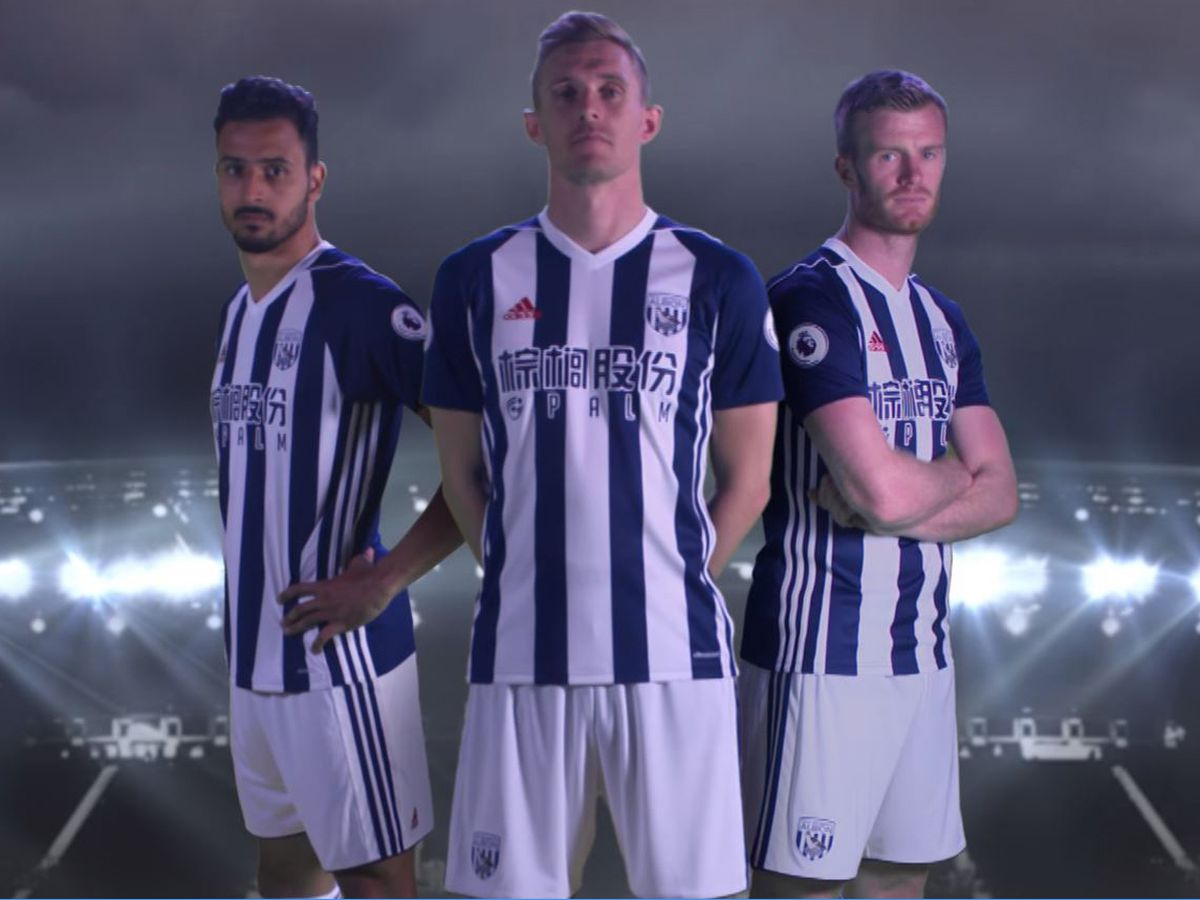 The new home kit has been released with a new video to match