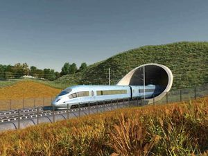 HS2 works will see road closures in part of Staffordshire