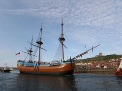 Have researchers identified location of Captain Cook's ship?