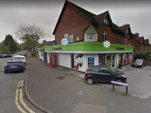 The Co-op in Streetly. Pic: Google Street View