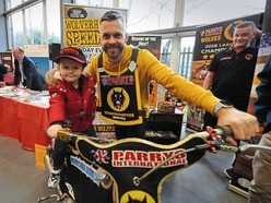 Wolves speedway open day a roaring success