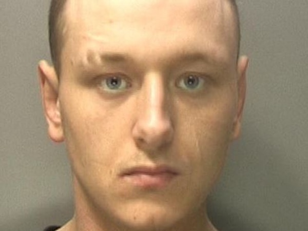 Car thief who shoved 86-year-old woman locked up