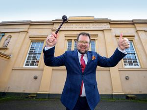 Thomas Forrester, of Bargain Hunt fame, has taken over the former Aston's Auctioneers in Dudley