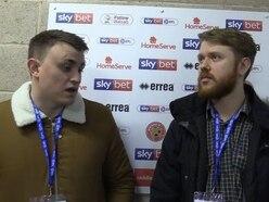 Walsall 1 Cheltenham 2: David Verman and Liam Keen analysis - VIDEO