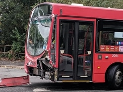 National Express launches investigation after two buses crash in Stourbridge
