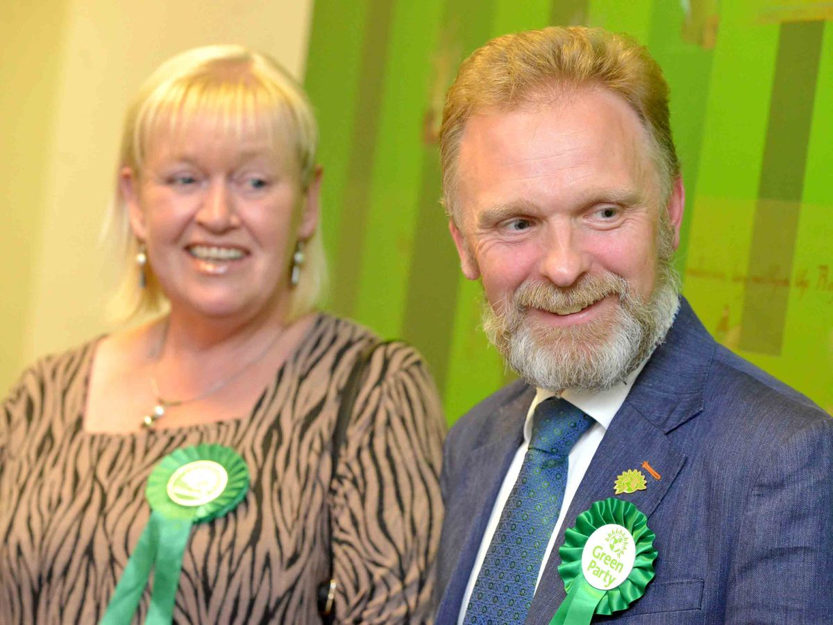 Mandy Durnett and Paul Woodhead are both part of Chase Independents