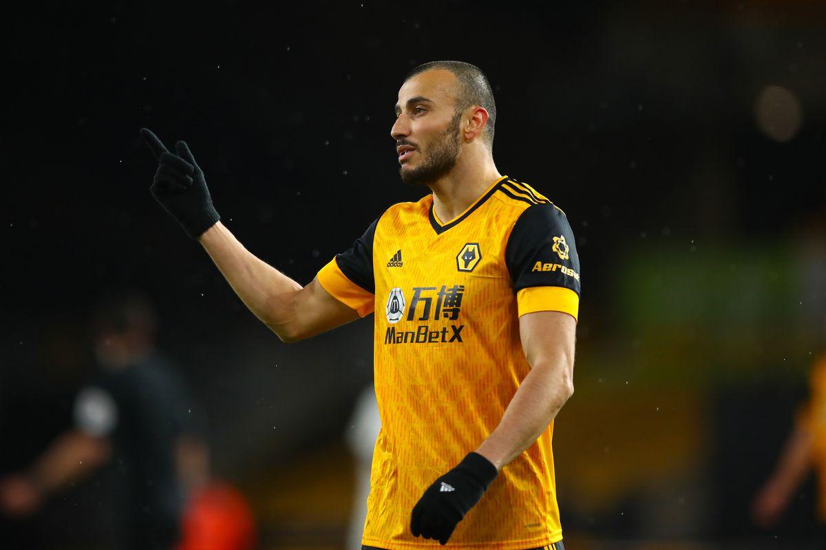 Romain Saiss of Wolverhampton Wanderers (AMA)