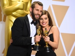 Silent Child Oscar couple compete for top ticket sales in aid of charity
