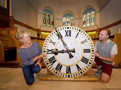 Campaign launched to complete installation of Cradley church dial