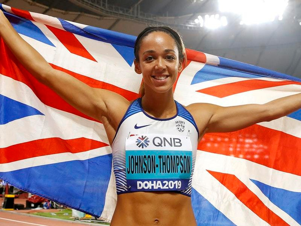 Katarina Johnson-Thompson sets new British record as she
