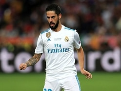 Isco set for spell on sidelines after appendicitis surgery