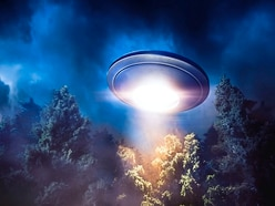 Stafford is named as a UFO hotspot