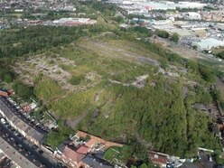 Plans unveiled for new homes on derelict Walsall Caparo site