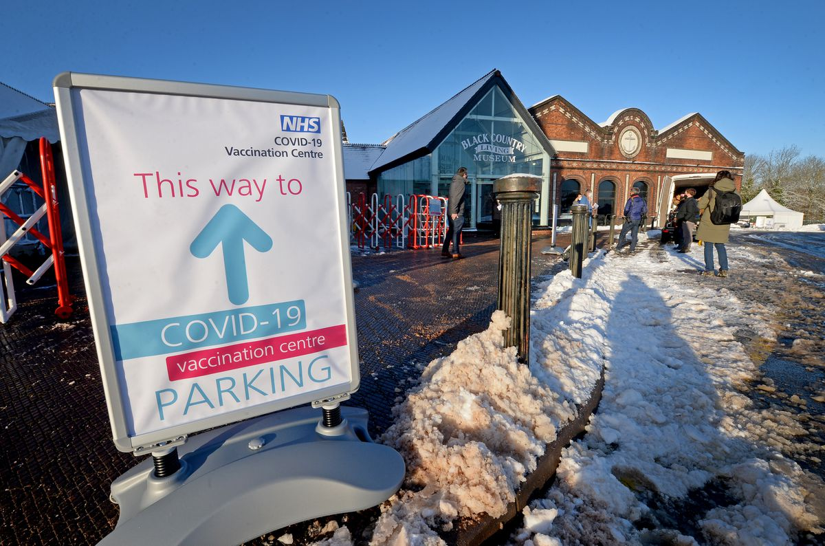 The Black Country Living Museum has opened its doors as a Covid-19 vaccination centre